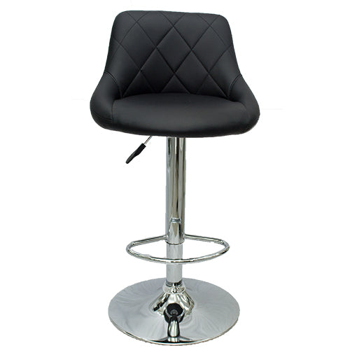 Bar Stool - Pleated
