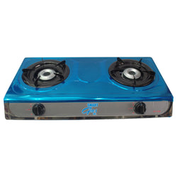Hot Plate - 2 Burner Gas