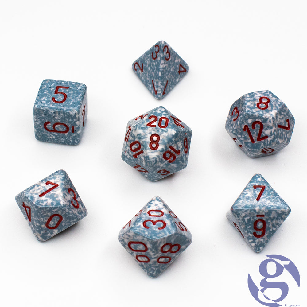 Chessex: CHX 25300 - Speckled Air Polyhedral 7-Die Set