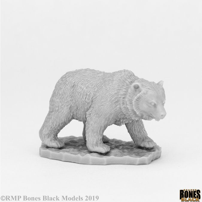 Reaper 44082: Cave Bear - Bones Black Fantasy Miniature