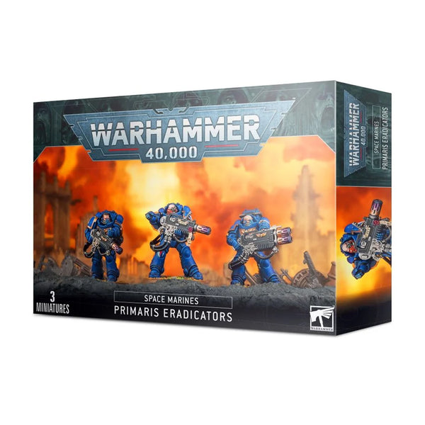 Games Workshop 48-43: Primaris Eradicators Warhammer 40K Plastic Miniatures
