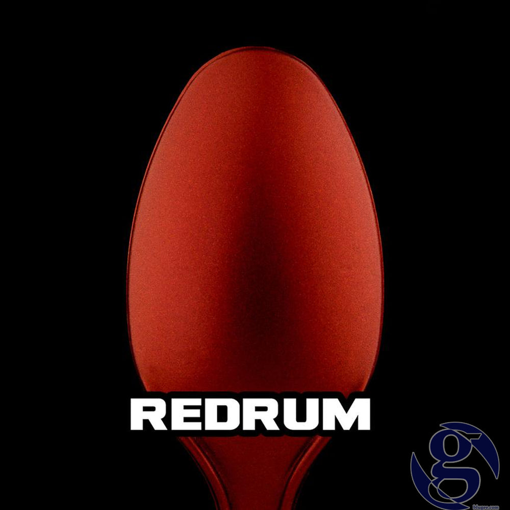 Turbo Dork 99474: Redrum - Metallic Miniature Paint