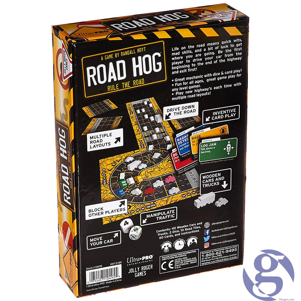 Ultra Pro: AW15169 - Road Hog by Jolly Roger Games