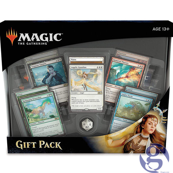 Wizards of the Coast: C47650000 - Magic: the Gathering Gift Pack 2018