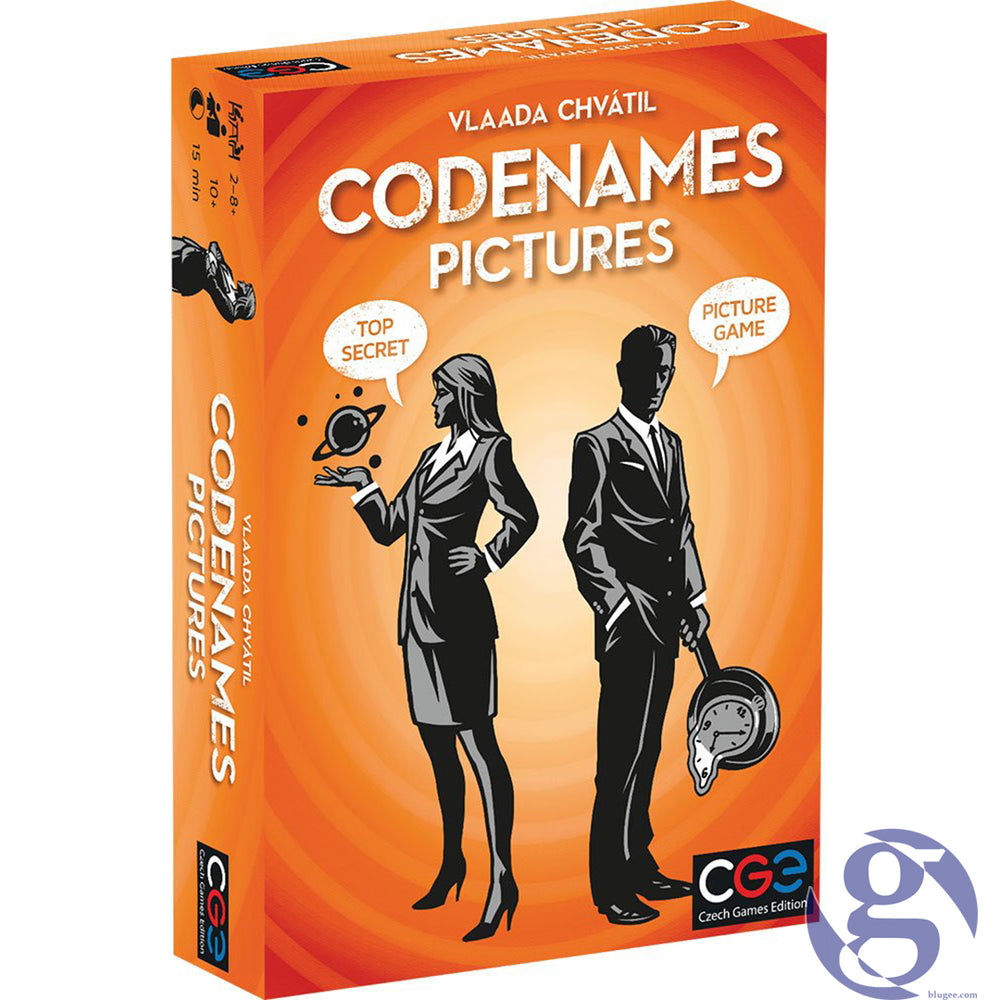 Czech Games Edition: CGE00036 - Codenames : Pictures