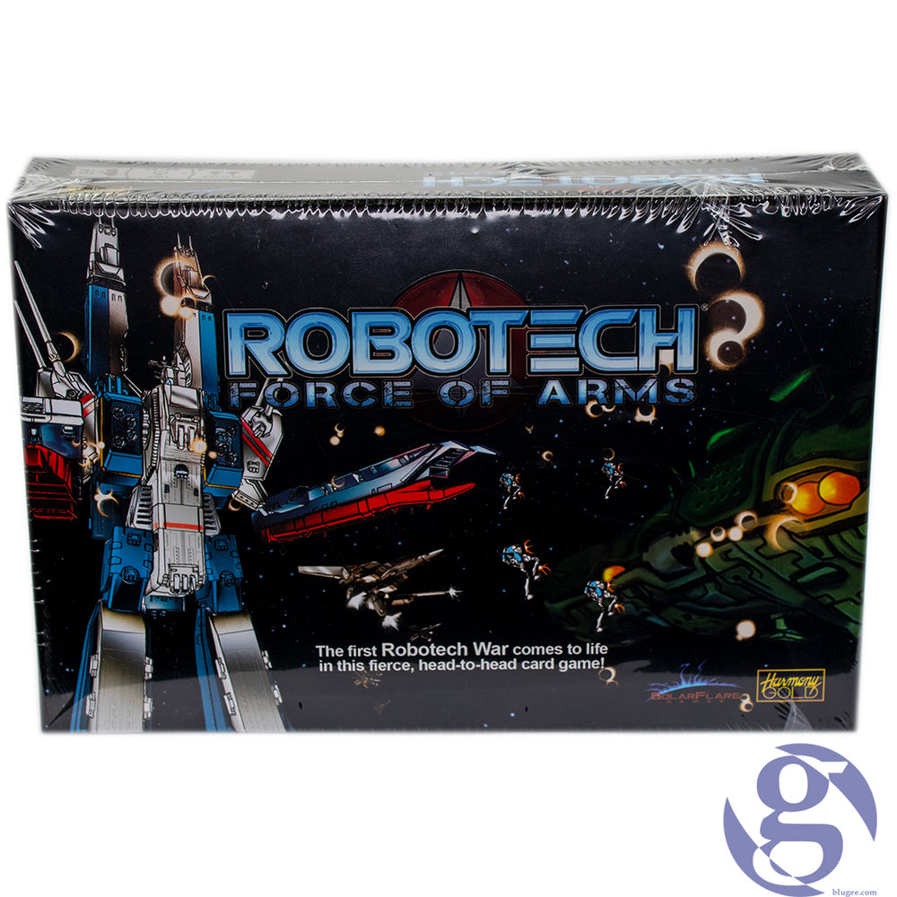SolarFlare Games: SRF-0600 - Robotech: Force of Arms