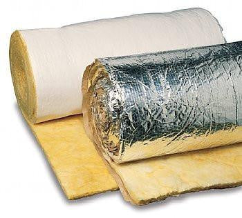"Vinyl Faced Duct Wrap 2"" x 48"" x 75'"