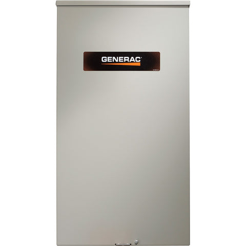Generac Service Entrance Rated Automatic Transfer Switch — 200 Amps, 120/240 Volts, Single-Phase