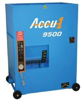 Accu 1 9500 Blowing Machine - Free Shipping