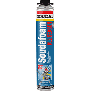24 oz Soudal Cold Weather Gun Foam