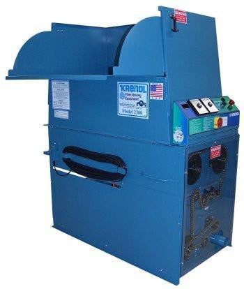 Krendl 2300D All-Fiber Double Input 110vt Insulation Machine