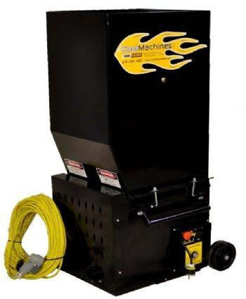 Cool 700 Insulation Blowing Machine w/ 8 amp blower