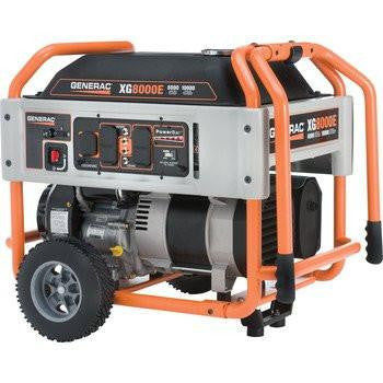 8000 Watt Generator Electric Start