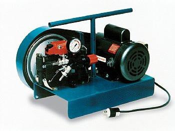 Krendl MP-20 Pump and Motor