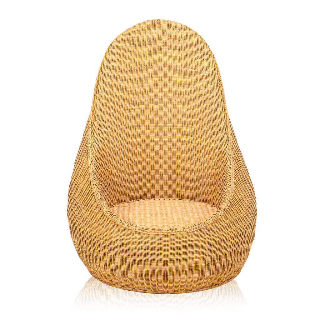 Wicker Pod Chair