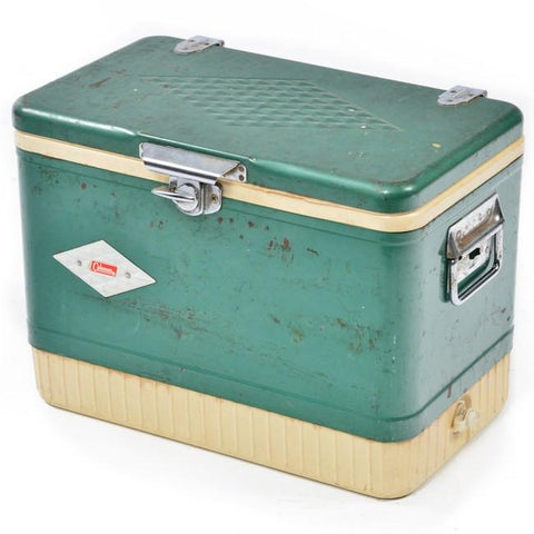 Coleman - Green Ice Chest