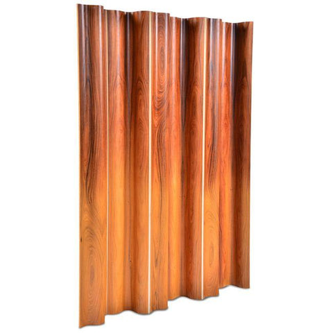 Wood Wave Screen Divider