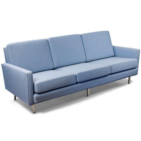 Case Study Sofa Baby Blue