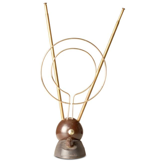 Metal and Brass Antenna