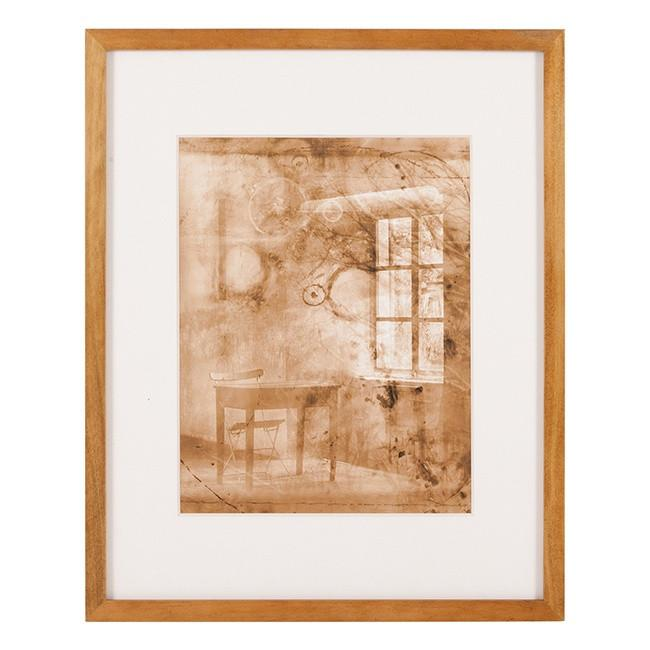 "100-530 Sepia Window (17"" x 21"")"
