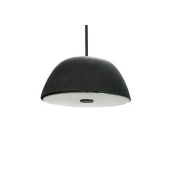 Black Dome Hanging Pendant