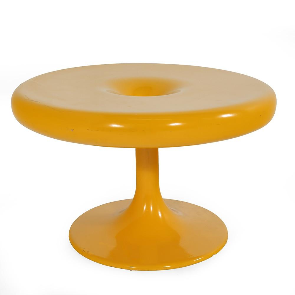 Mushroom Shape Saarinen Table