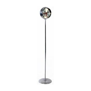 Spartus Floor Clock (Orb on Pole)
