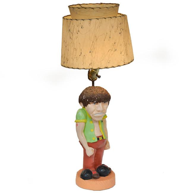 Hippie Man Table Lamp
