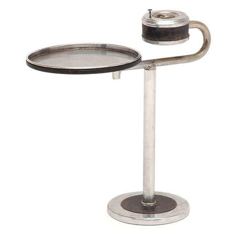 Chrome Table Ashtray