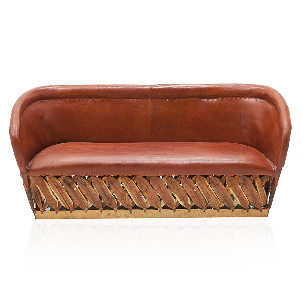 Equipale Leather Sofa