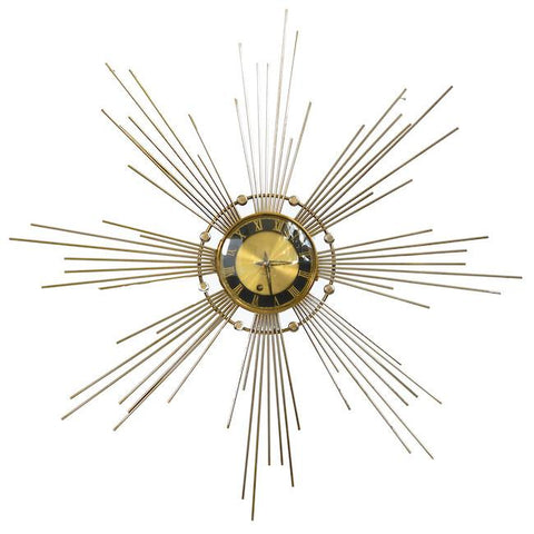 8 - Day Brass Wire Starburst