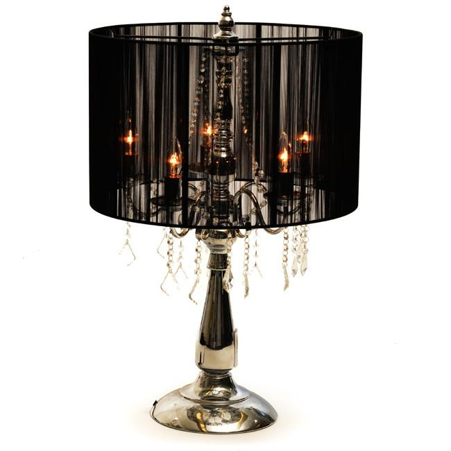 Chandelier Table Lamp Modernica Props
