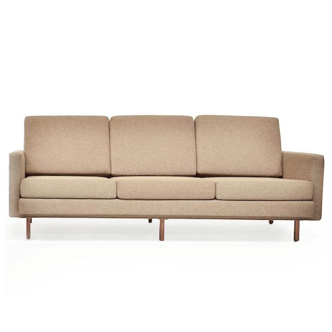 Case Study Couch - Brown