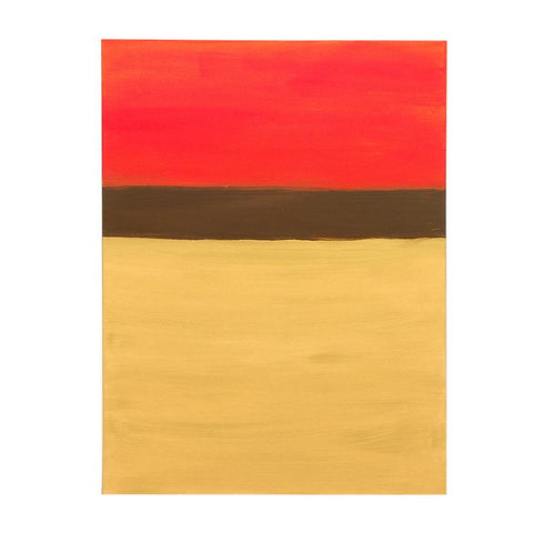 Mark Rothko Type Painting