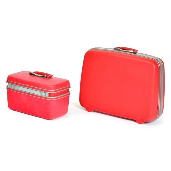 Bright Luggage Pieces