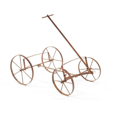 Antique Wagon Frame