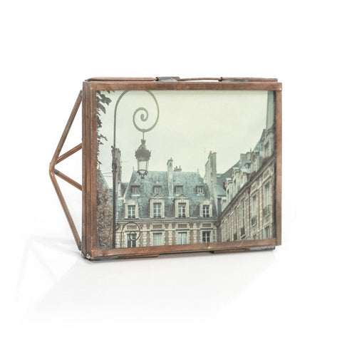 "BFA  100-911 Paris Copper Building (6"" x 4"")"