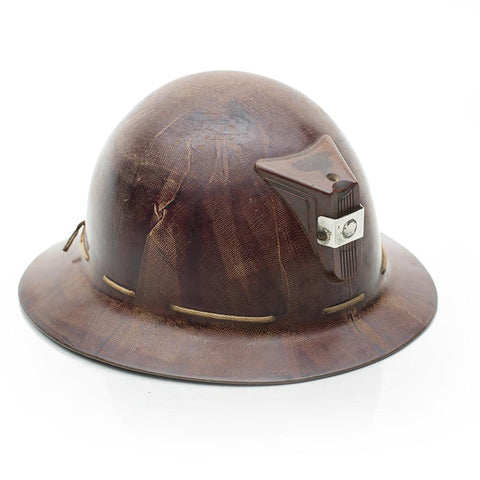 Brown Pith Explorer Helmet
