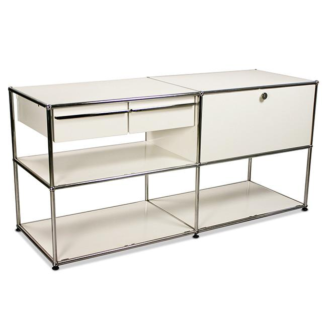 Haller 220 Shelf Unit - White