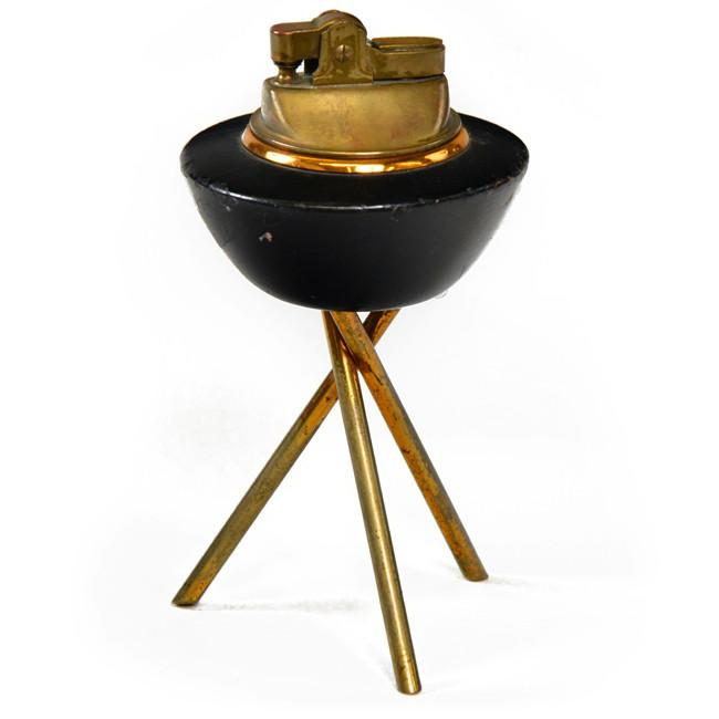 Brass Tripod Lighter