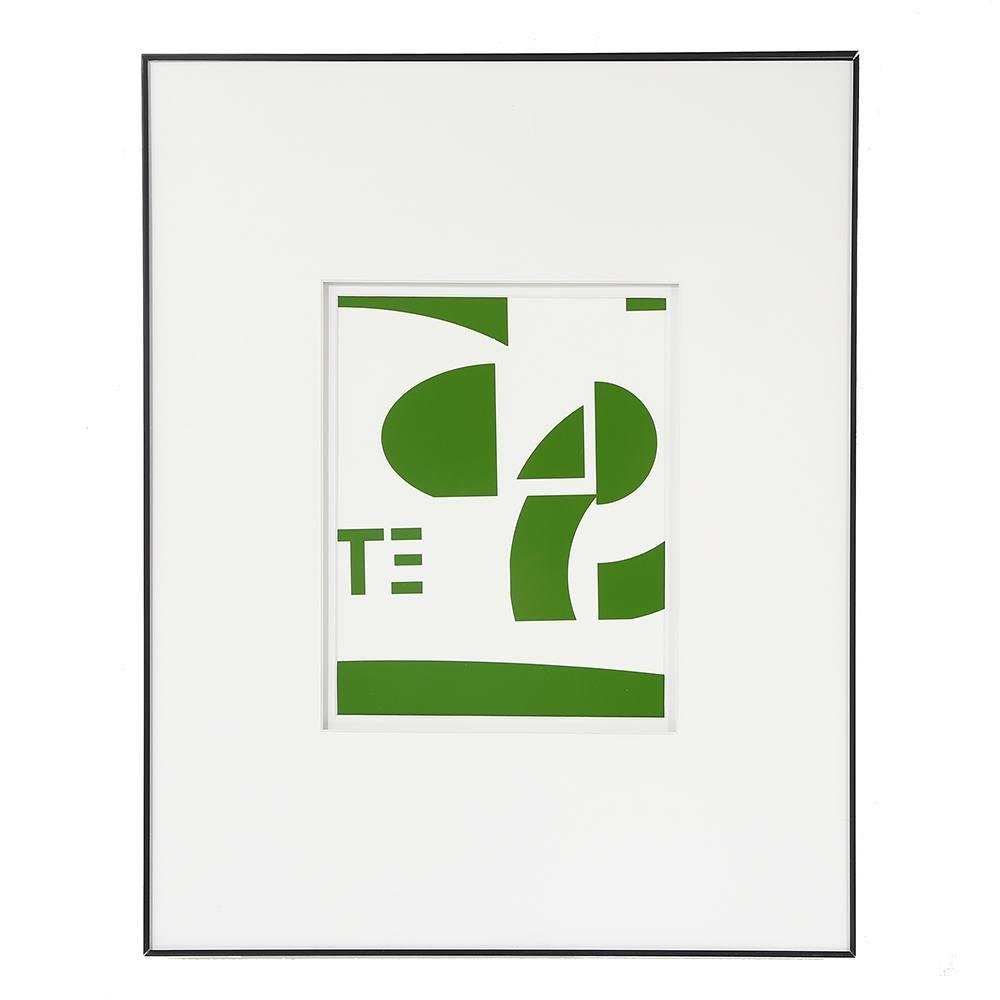 "100-858 Graphic GREEN (16"" x 20"")"