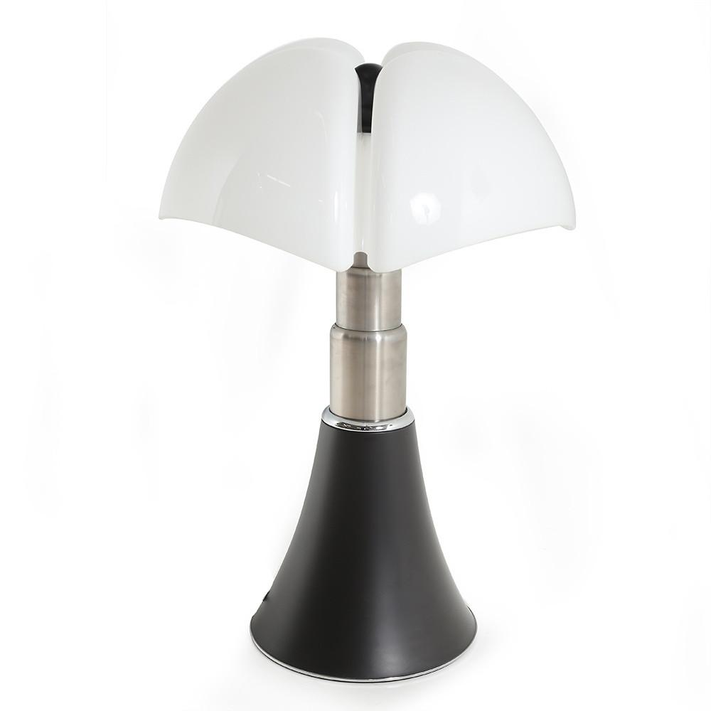 Black And White Mushroom Lamp