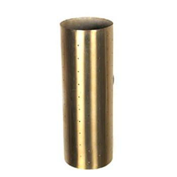 Brass Cylindrical Sconce