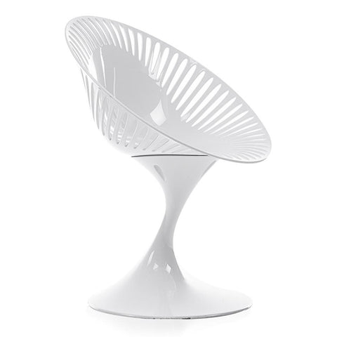 Curved Tulip Chair