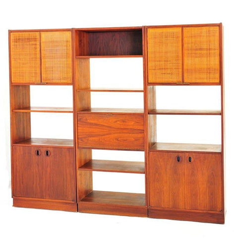 3-Piece Wooden Shelf Unit