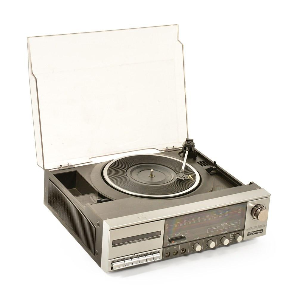Emerson Turntable