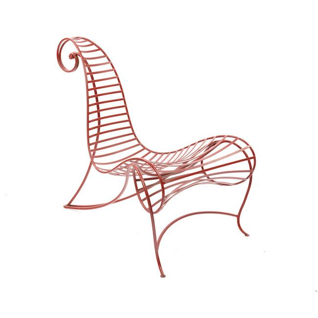 Spine Chair - Red