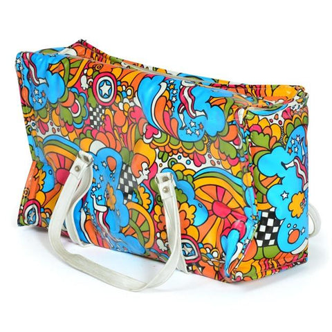 Bright Patterned Bag