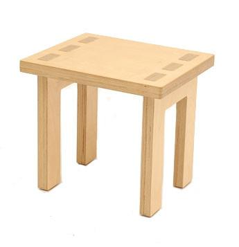 Modernica Tenon Natural Side Table