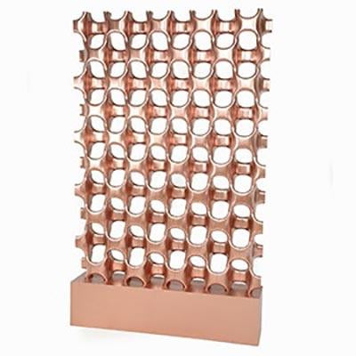 Sculpta Grille- Copper